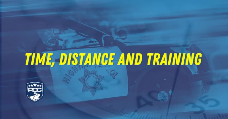Time, Distance and Training