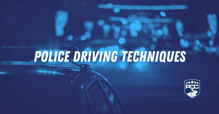 Police Driving Techniques