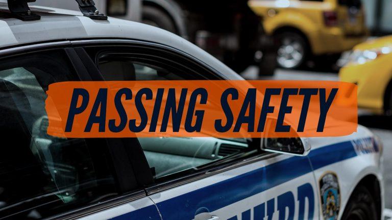 Passing Safety - PoliceDriver.Com